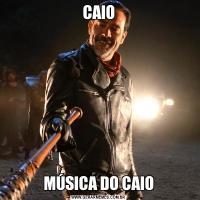 CAIOMÚSICA DO CAIO