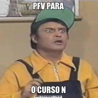 PFV PARAO CURSO N
