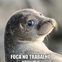 FOCA NO TRABALHO