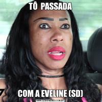 TÔ  PASSADACOM A EVELINE (SD)