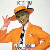BOM DIAFLOR DO DIA!