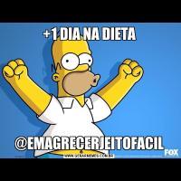 +1 DIA NA DIETA@EMAGRECERJEITOFACIL