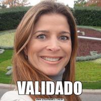 VALIDADO