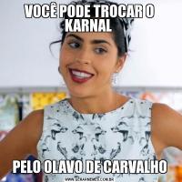 VOCÊ PODE TROCAR O KARNAL PELO OLAVO DE CARVALHO