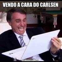 VENDO A CARA DO CARLSEN