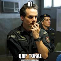 01QAP  TORAL