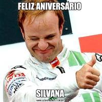 FELIZ ANIVERSÁRIO SILVANA
