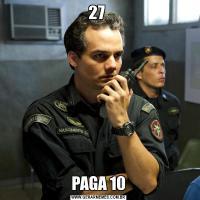 27 PAGA 10