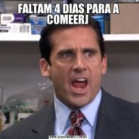 FALTAM 4 DIAS PARA A COMEERJ