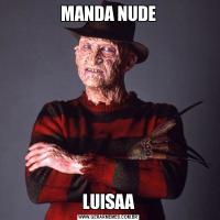 MANDA NUDELUISAA