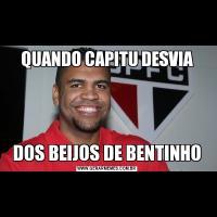 QUANDO CAPITU DESVIADOS BEIJOS DE BENTINHO