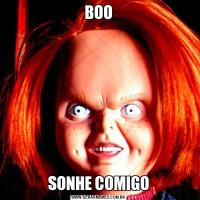 BOOSONHE COMIGO
