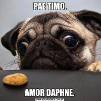 PAE TIMO.AMOR DAPHNE.