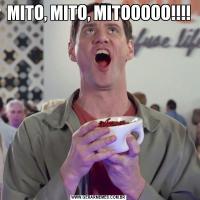 MITO, MITO, MITOOOOO!!!!