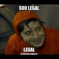 SOU LEGALLEGAL