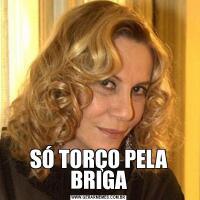 SÓ TORÇO PELA BRIGA