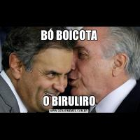 BÓ BOICOTAO BIRULIRO