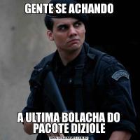 GENTE SE ACHANDOA ULTIMA BOLACHA DO PACOTE DIZIOLE