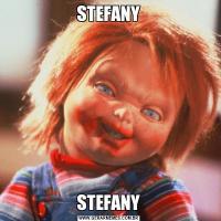STEFANYSTEFANY