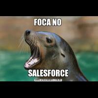 FOCA NO SALESFORCE