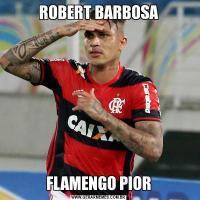 ROBERT BARBOSAFLAMENGO PIOR