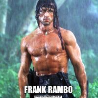 FRANK RAMBO