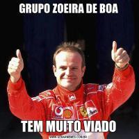GRUPO ZOEIRA DE BOATEM MUITO VIADO