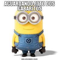 AGUARDANDO FOTO DOS GABARITOS