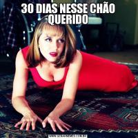 30 DIAS NESSE CHÃO QUERIDO