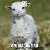 XISSEU MAÇONEIRO