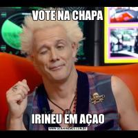 VOTE NA CHAPAIRINEU EM AÇAO