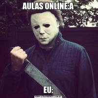 AULAS ONLINE:AEU: