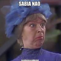 SABIA NAO