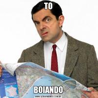 TOBOIANDO