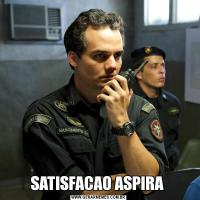 SATISFACAO ASPIRA