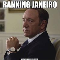 RANKING JANEIRO