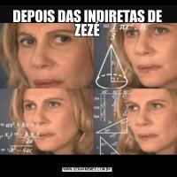 DEPOIS DAS INDIRETAS DE ZEZÉ