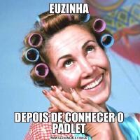 EUZINHADEPOIS DE CONHECER O PADLET