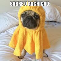 SOBRE O ARCHICAD: